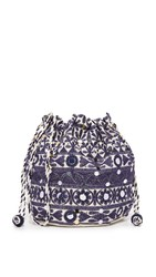 Star Mela Loki Bucket Bag Navy