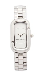 Marc Jacobs The Watch Silver