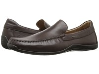 Geox U Xence Mox 5 Coffee Men's Slip On Shoes Brown