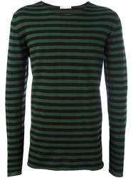 Societe Anonyme 'Universal' Pullover Green