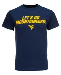 Vf Licensed Sports Group West Virginia Mountaineers Ncaa Vf Slogan T Shirt