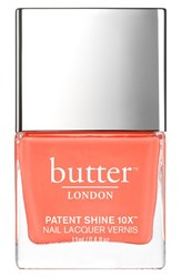 Butter London 'Patent Shine 10X' Nail Lacquer Jolly Good