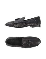 Doucal's Footwear Moccasins Men Steel Grey