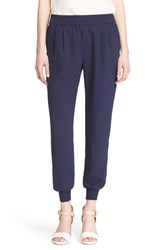 Women's Joie 'Mariner B.' Track Pants Dark Navy