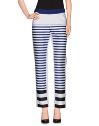 I'm Isola Marras Trousers Casual Trousers Women Blue