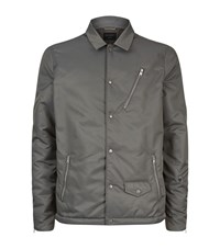 Allsaints Morro Jacket Male Grey