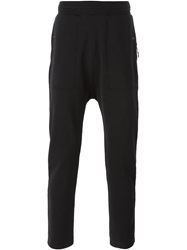 Silent Damir Doma 'Phrices' Track Pants Black