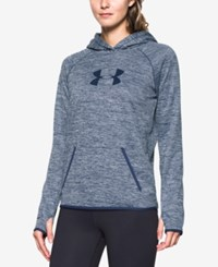 Under Armour Storm Logo Hoodie Faded Ink Auropa Purple