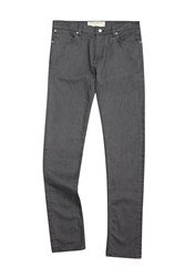 French Connection Men's Co Skinny Grey Jeans Denim Rinse