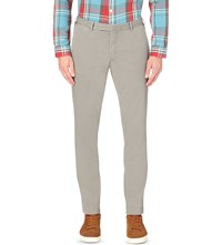 Ralph Lauren Hudson Slim Fit Stretch Cotton Chinos College Grey