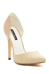 Michael Antonio Lander Rep Pump Beige