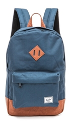 Herschel Heritage Mid Volume Backpack Navy