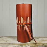Travelteq Pencil Roll By Travelteq Fable Folly