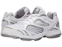 Ryka Devotion Plus White Chrome Silver Frosted Almond Women's Shoes