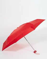Totes Mini Umbrella Red