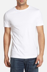 Robert Barakett 'Georgia' Slim Fit T Shirt White