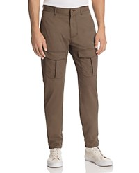 Barney Cools Slim Fit Cargo Pants Army
