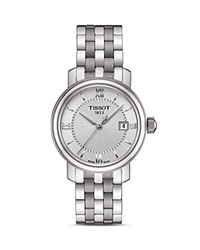 Tissot Bridgeport Women's Quartz Watch 29Mm