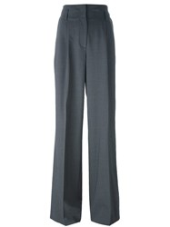 Michael Michael Kors Wide Leg Trousers Grey