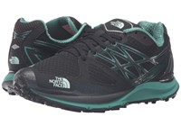 The North Face Ultra Cardiac Tnf Black Subtle Green Women's Shoes