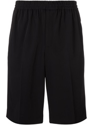 Carven Classic Casual Shorts Black