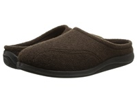Foamtreads Tomas Brown Wool Men's Slippers