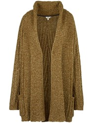 Fat Face Roslin Cardigan Sandy Taupe