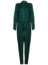 Ghost Rona Jumpsuit Portia Green