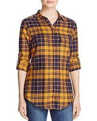 Barbour Highland Flannel Shirt Harvest