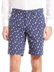 Polo Ralph Lauren Boat Graphic Shorts Starboard