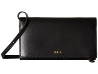 Lauren Ralph Lauren Newbury Kaelyn Crossbody Black Cross Body Handbags