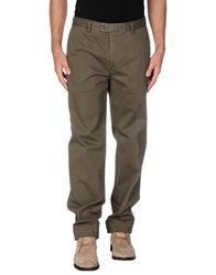 Brooksfield Casual Pants Khaki