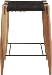 Cb2 Wrap 24'' Counter Stool