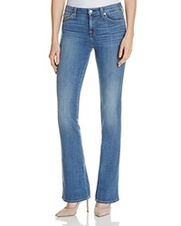 7 For All Mankind Karah Bootcut Jeans In Crystal Bay Compare At 179