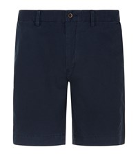 Polo Ralph Lauren Straight Fit Newport Shorts Male Navy