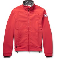 Canada Goose Bracebridge Waterproof Shell Jacket Red