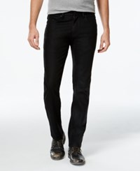 Inc International Concepts Zircon Slim Fit Black Wash Jeans Only At Macy's