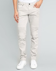 Ikks Untailored Light Grey Trousers
