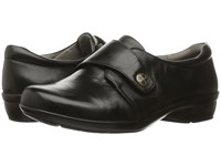 Naturalizer Calinda Black Leather Women's Shoes