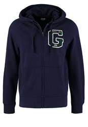 Gap Tracksuit Top Navy Uniform Dark Blue