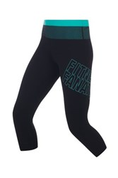 Lorna Jane Fitness Fanatic 7 8 Tight Black