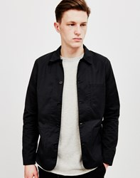Edwin Union Jacket Black