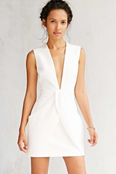 Finders Keepers X Uo Paper Ships Dress White
