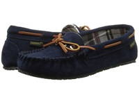 Old Friend Kelly Navy Women's Slippers