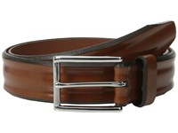 Allen Edmonds Bombay Walnut Men's Belts Brown