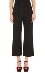 Marc Jacobs Women's Relaxed Fit Cady Ankle Trousers Black
