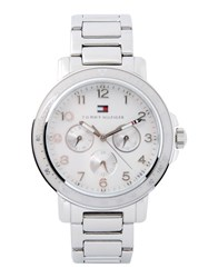 Tommy Hilfiger Timepieces Wrist Watches Women White