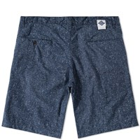 Post Overalls Menpolini Short Blue