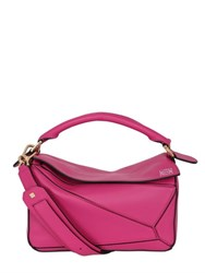 Loewe Small Puzzle Grained Leather Bag
