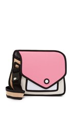 Jump From Paper Giggle Cross Body Bag Pink